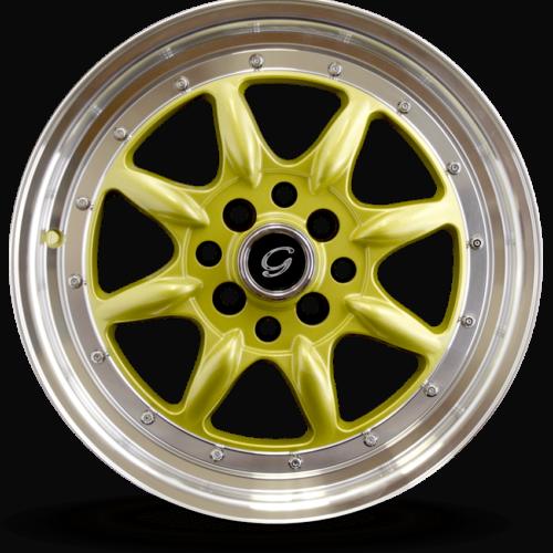 G8006-GOLDPOLISH