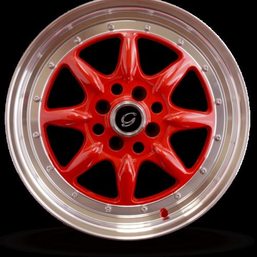 G8006-REDPOLISH