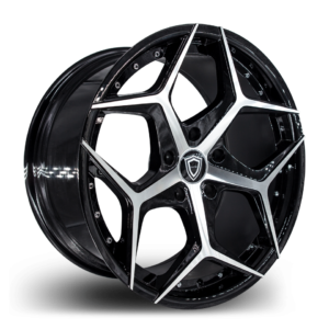 C5194 Marquee wheel Black Polish side