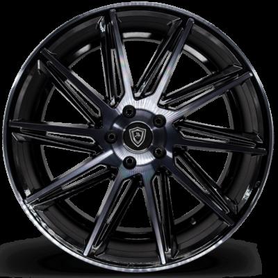 m4617 Marquee Wheel Smoke Polish