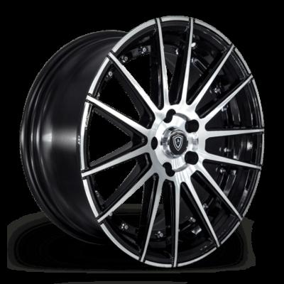 m8150 Marquee Wheels Polish Black