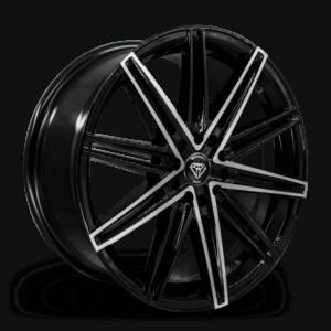 W3250 Black Polish Side