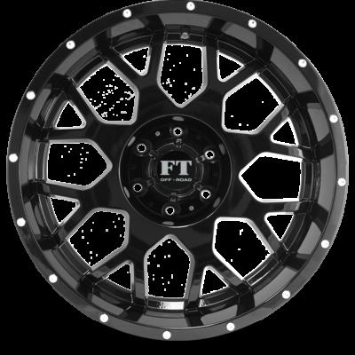 FT0151 BLACK FRONT