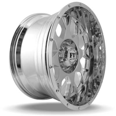 FT0151 CHROME SIDE WHEEL