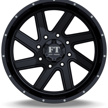 FT1 Black front