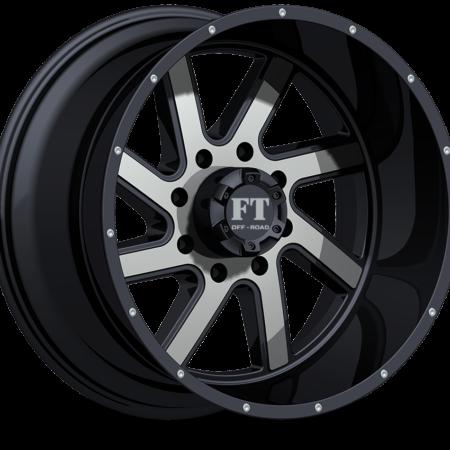 FT1 Black polish side