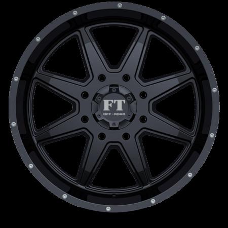 FT2 BLACK FRONT